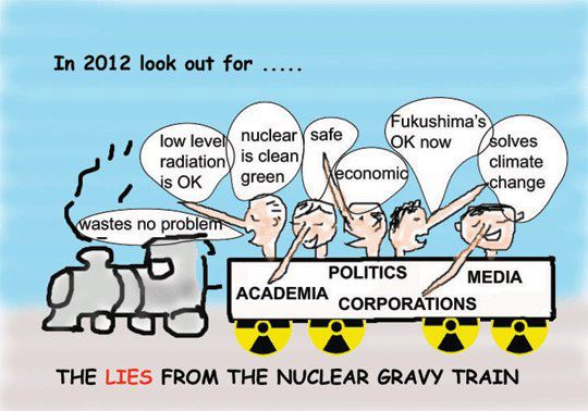 nuker gravy train